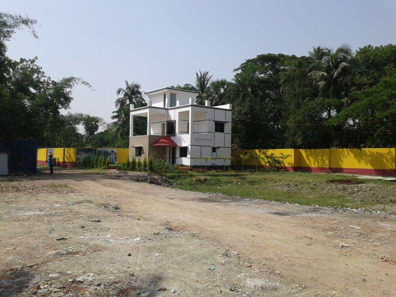 villas near joka metro